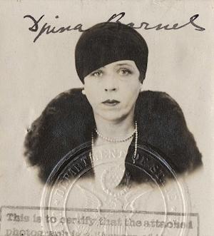 Barnes Passport Photo