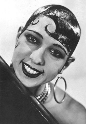 Josephine Baker did the Eton Crop Justice
