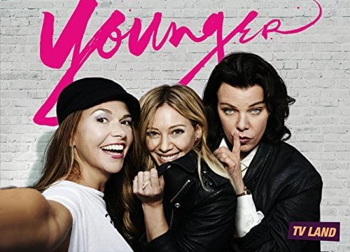 Sutton Foster/Hilary Duff/Debbie Mazur from YOUNGER