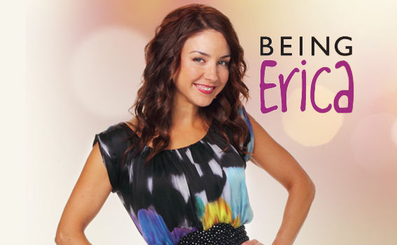 BEING ERICA star Erin Karpluk