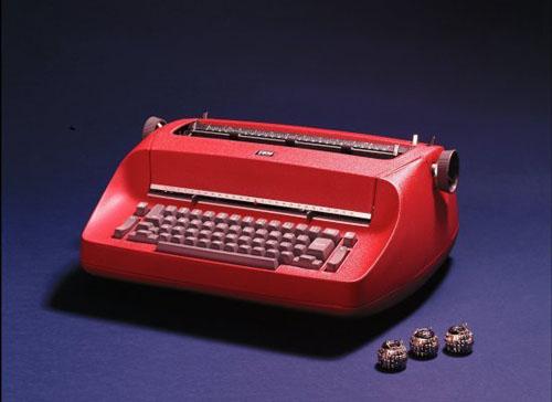 Noyes Selectron Typewriter for IBM