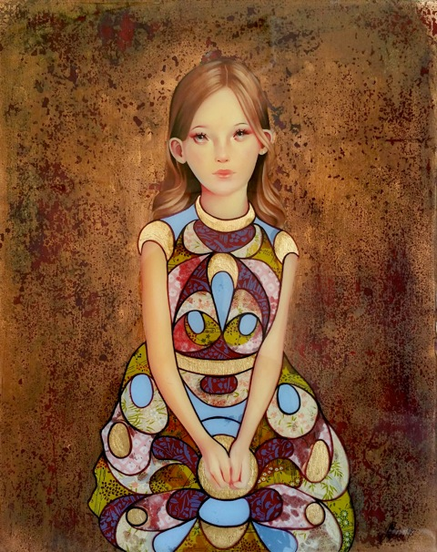 """Paley 8"" by Lauren Brevner"