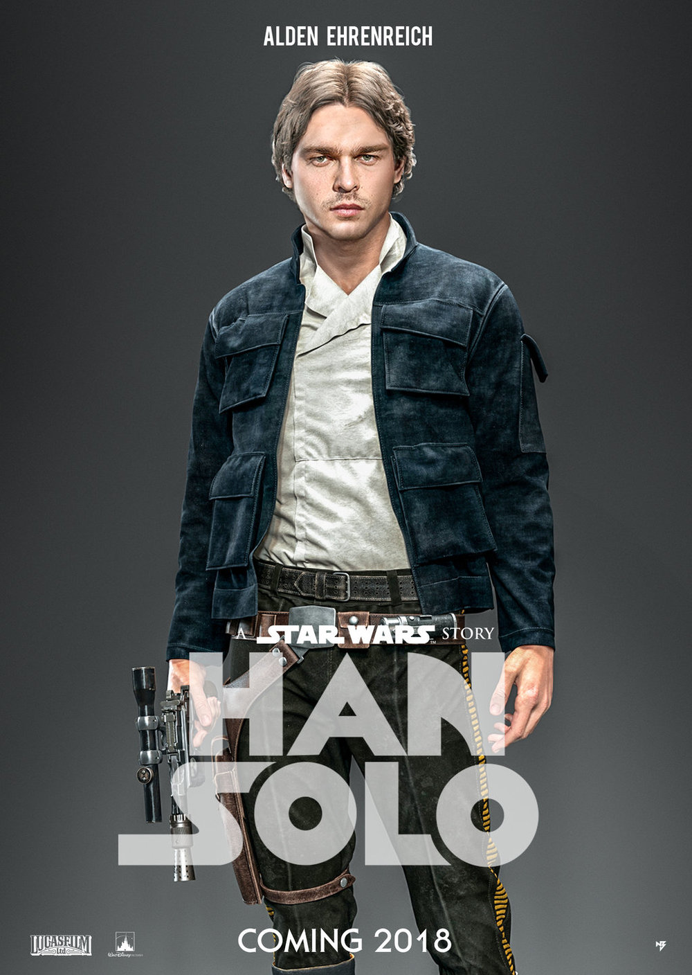Young Han Solo Prequel Spin-off