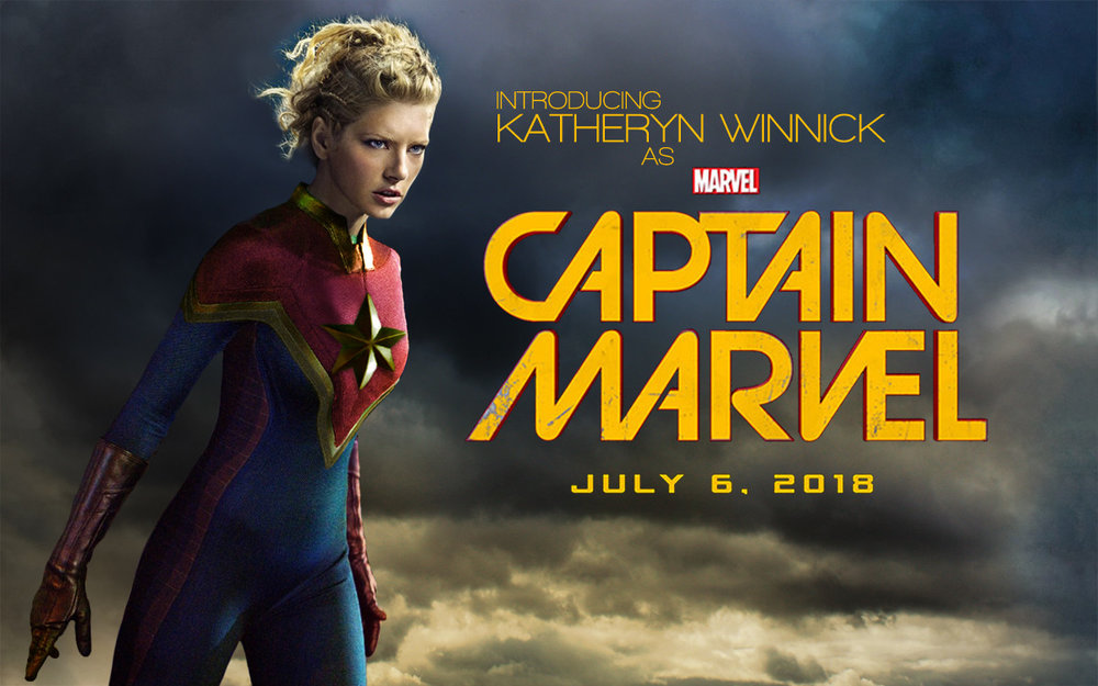 Captain Marvel (2018)