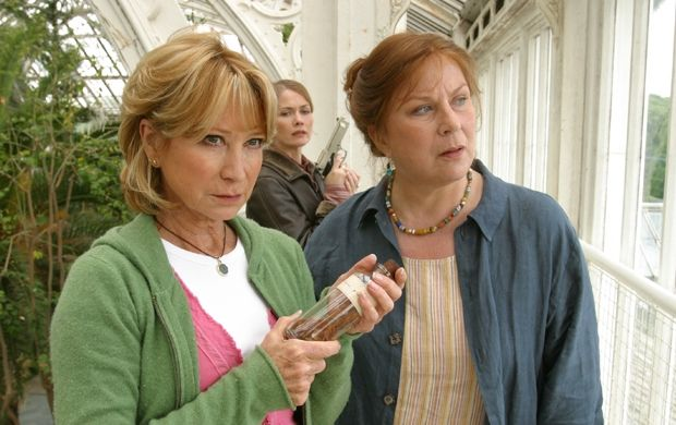 Felicity Kendal & Pam Ferris in   Rosemary & Thyme
