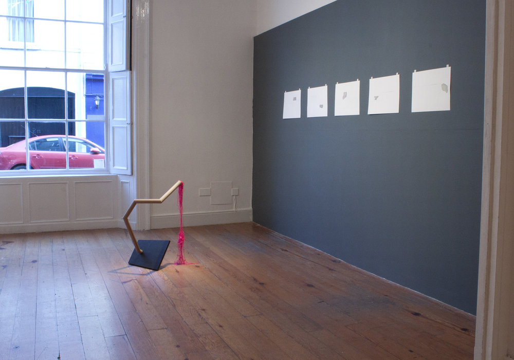 Installation View, Galway Arts Centre (2017)