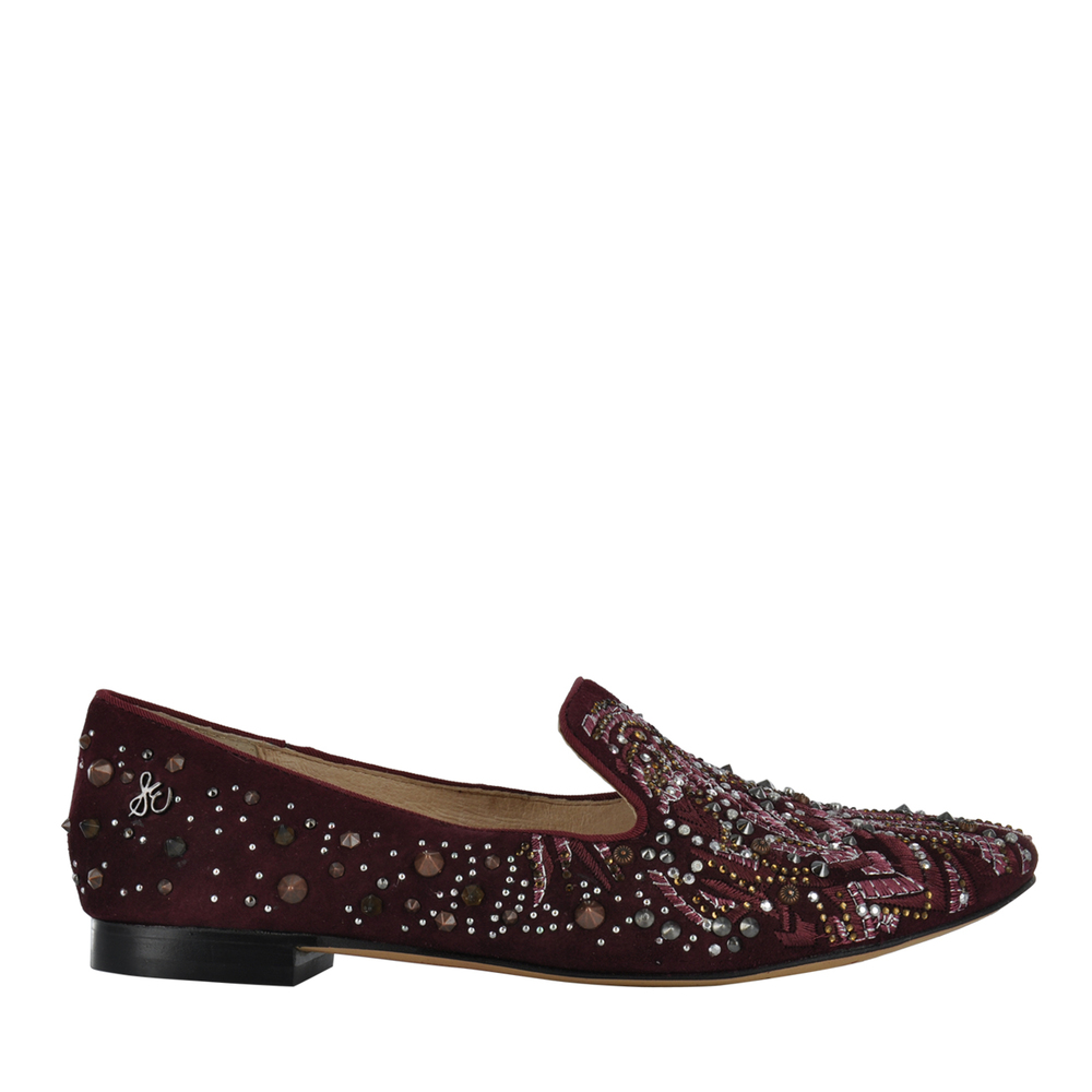 "Sam Edelman ""Adena"" in Burgundy"