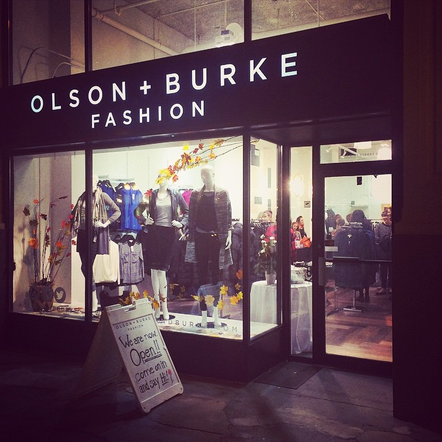 On today's #thursdaythree: @olsonandburke grand opening tonight, @dachahouseandgardens open house this weekend, & @cliptomaniask beauty night. polishedcotton.com