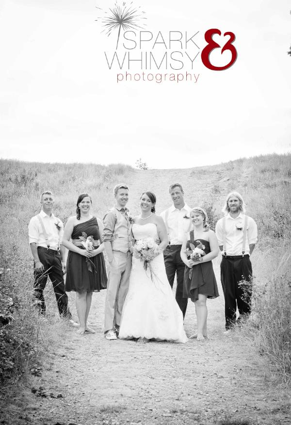 Victoria BC Outdoor Wedding Photographer