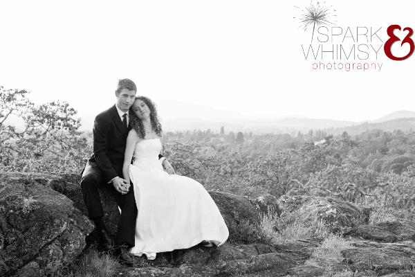 Victoria BC Fine Art Wedding Photographer