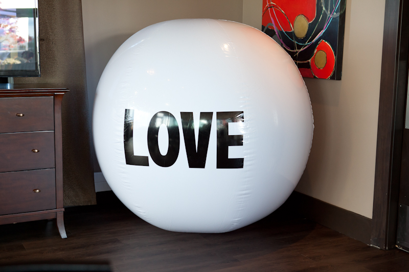 love ball wedding trend 2015