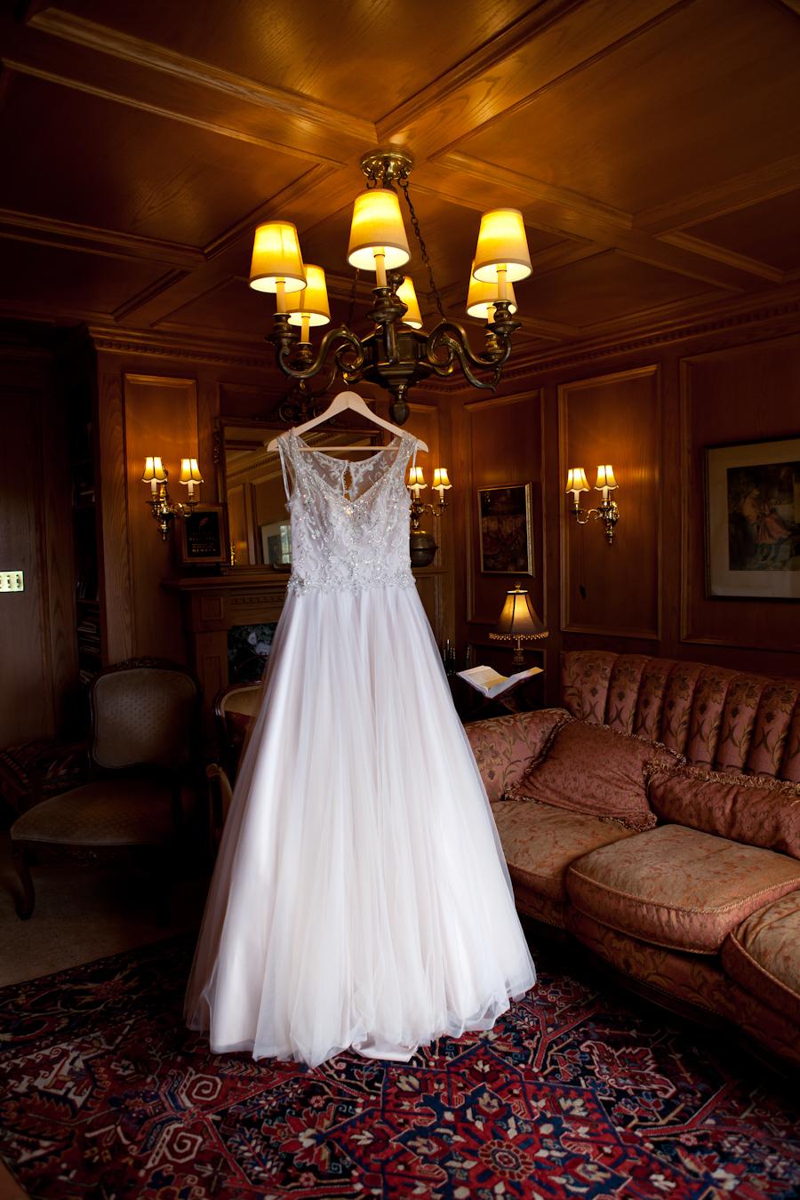 Wedding gown Victoria BC