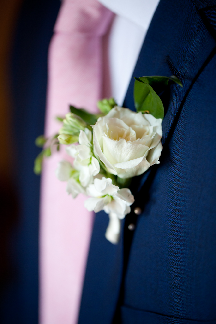 boutonniere by Platinum Floral Designs