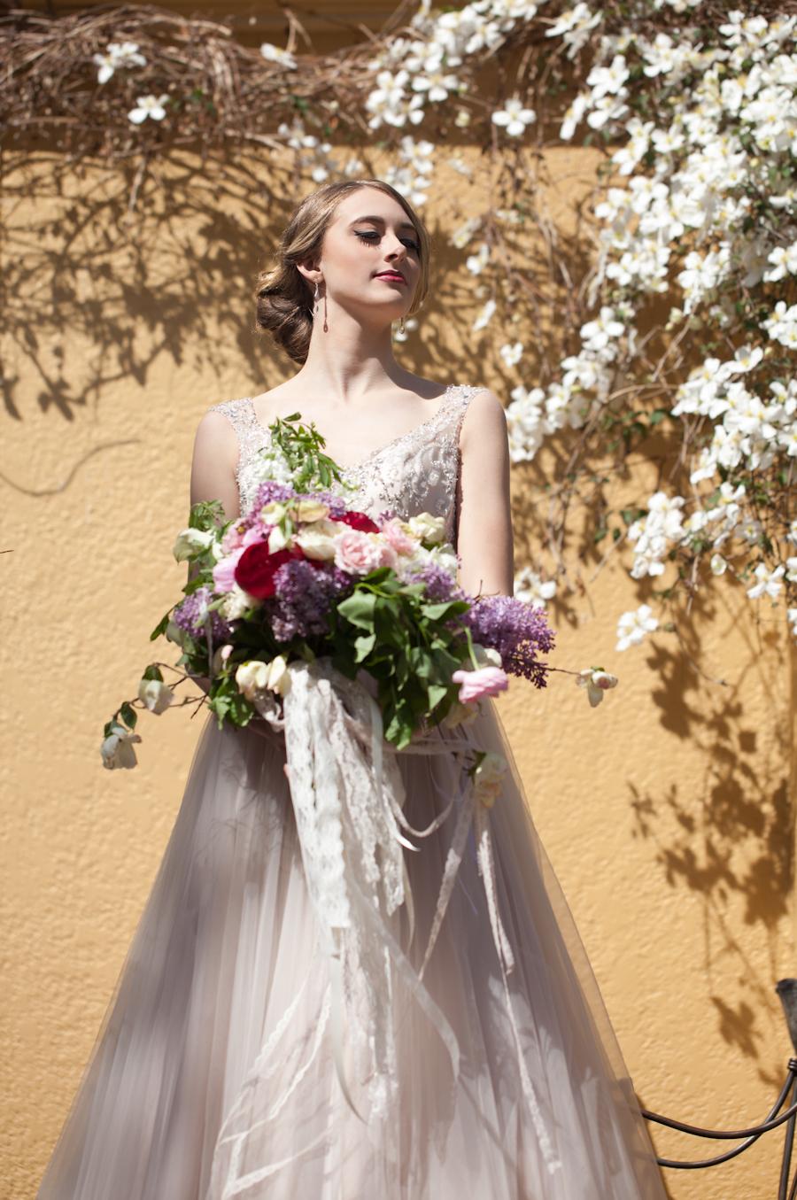 Beaded Wedding Dress Victoria BC