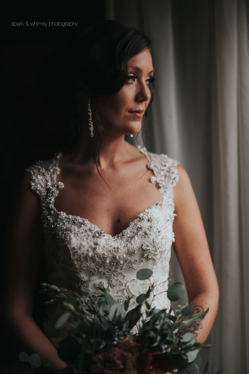 Bridal Portrait | Wedding Photographer Victoria BC