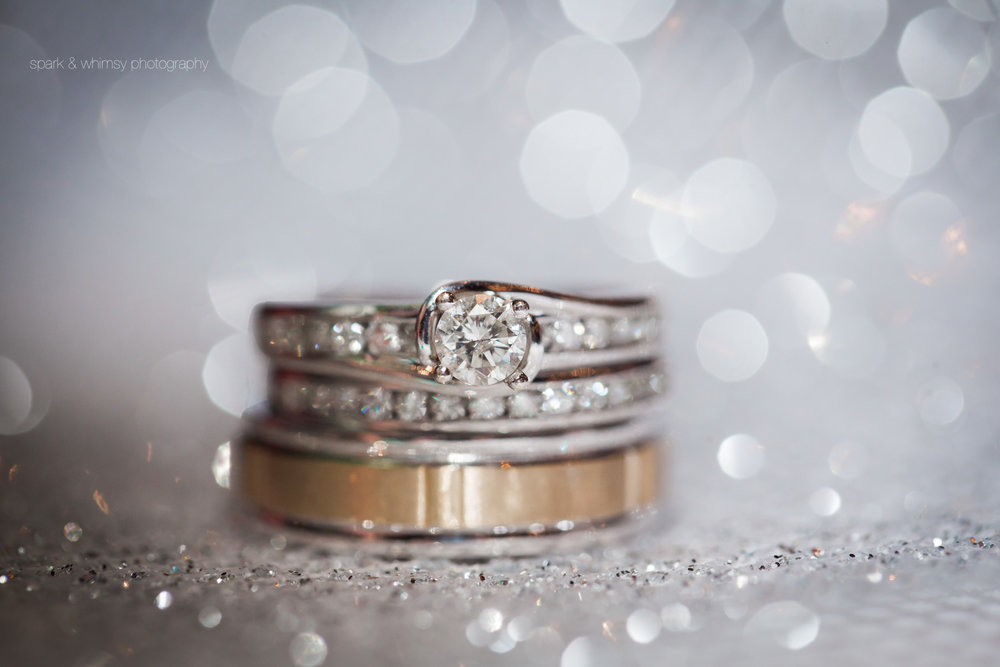 Wedding rings at Church and State Winery | Victoria BC Wedding Photographer