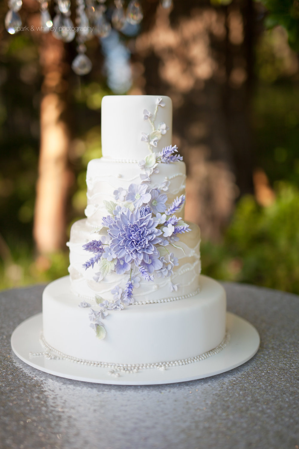 wedding cake by Tiers of Joy Cakes | Victoria BC Wedding Photographer