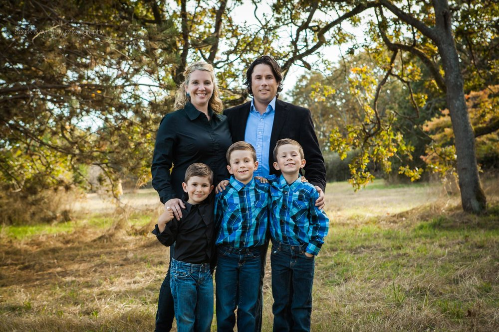 family portrait | Victoria BC family Photographer
