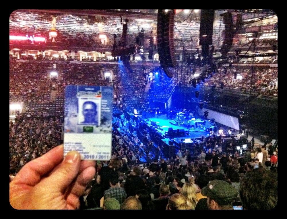 Pearl Jam 9.11.11 Toronto