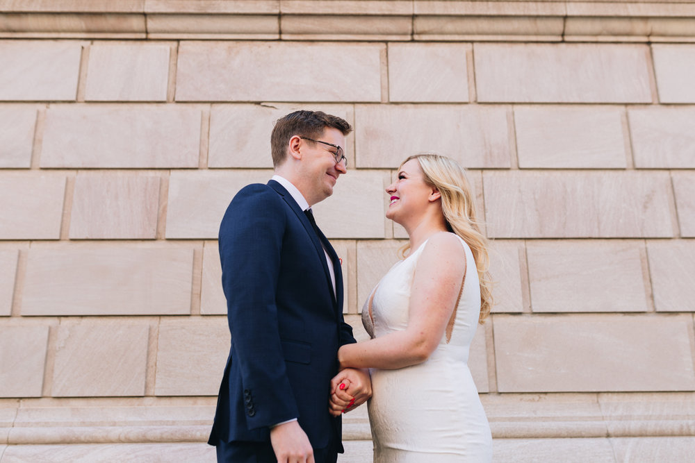 liesl + bill - saint paul wedding