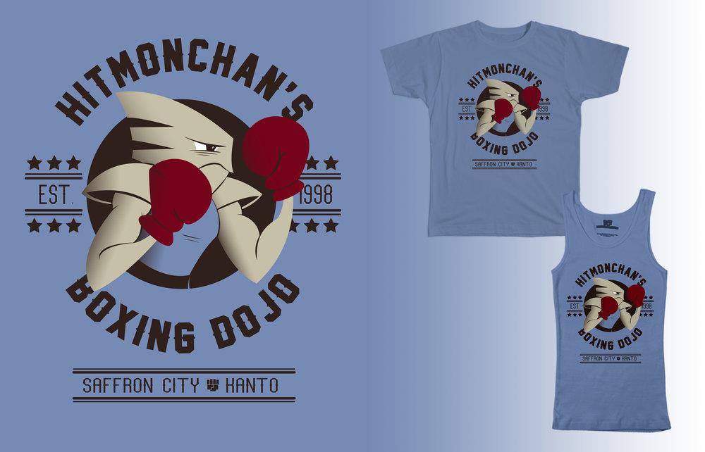 Hitmonchan Gym Tshirt.jpg
