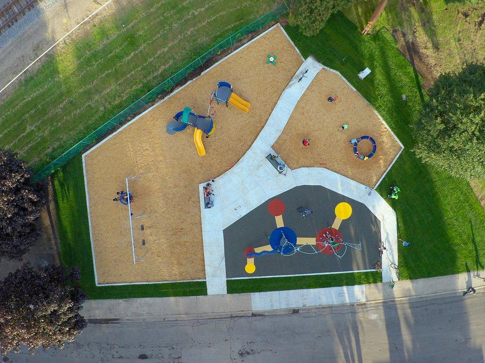 Triangle Park, Robbinsdale, MN