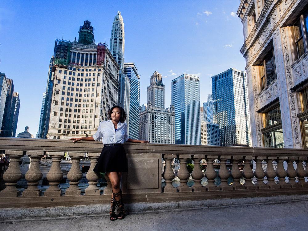 Senior Girl Chicago