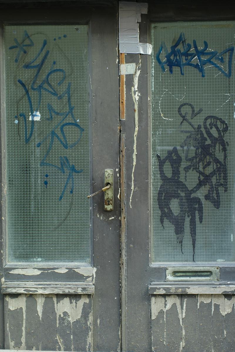 Den gamla dörren