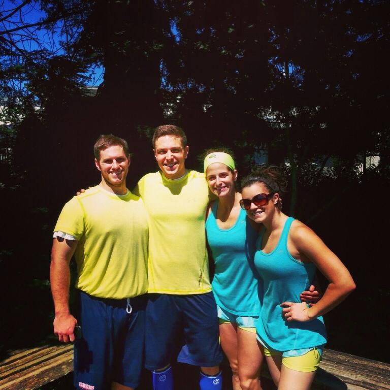 Team Lakeside!