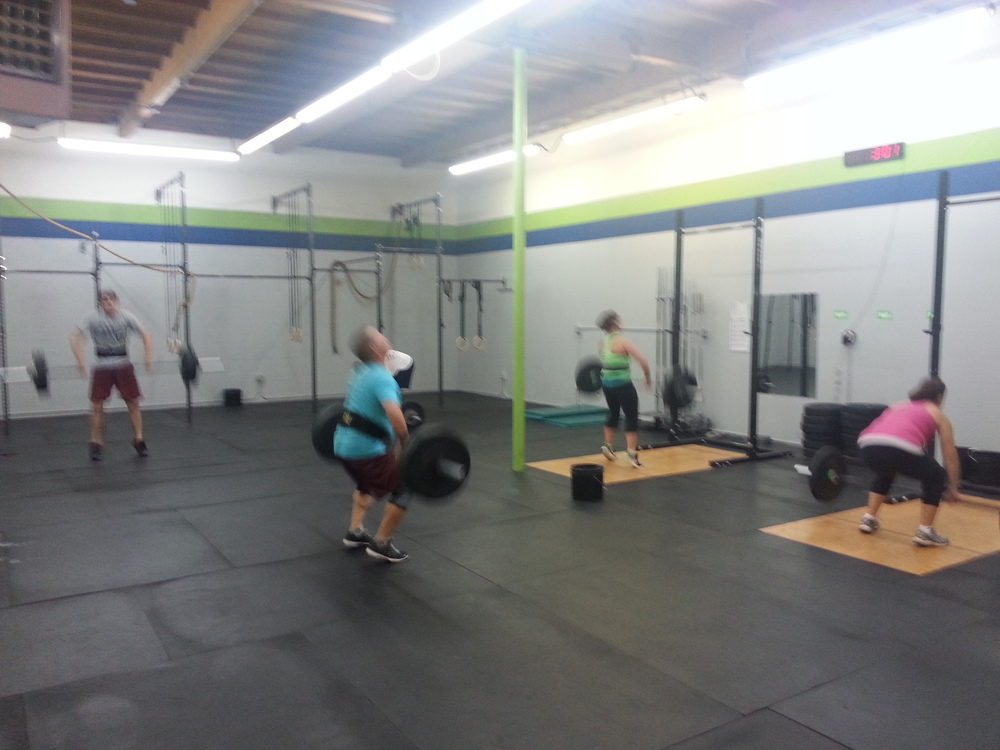 5:30pm Class mid Clean!
