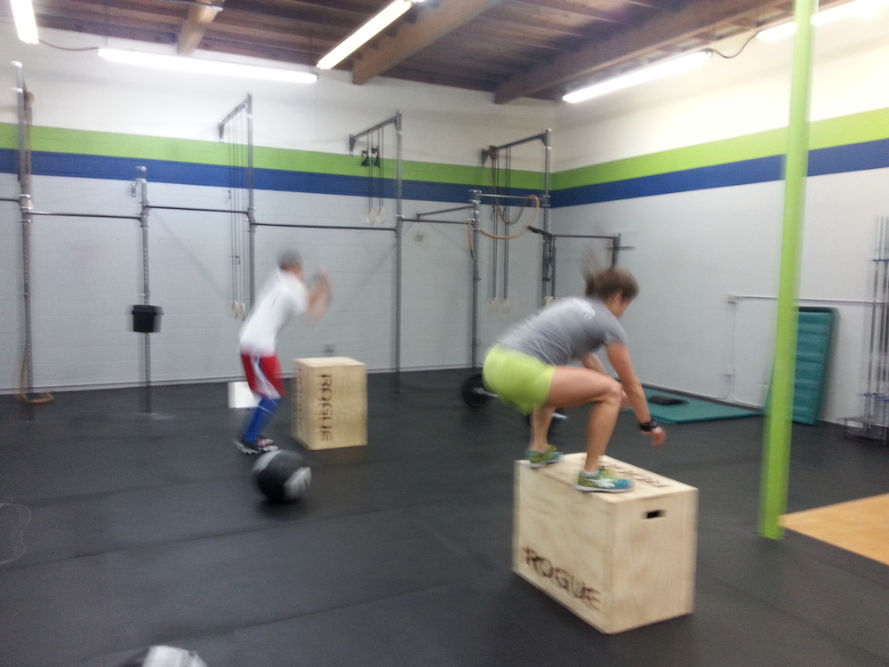Couples WOD at 4:30pm!