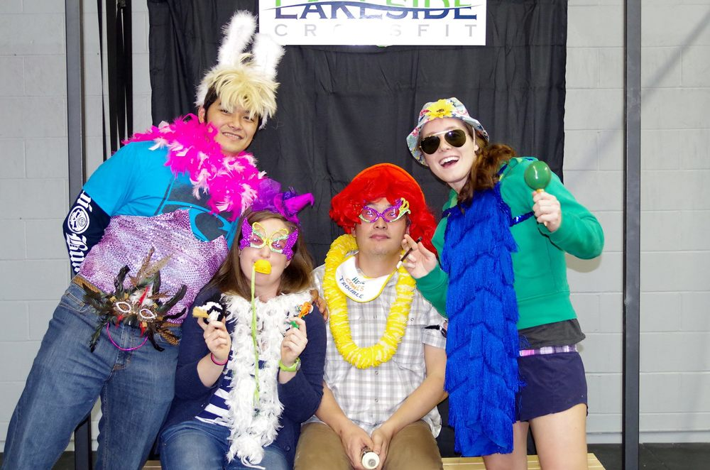 Lakeside Party fun!