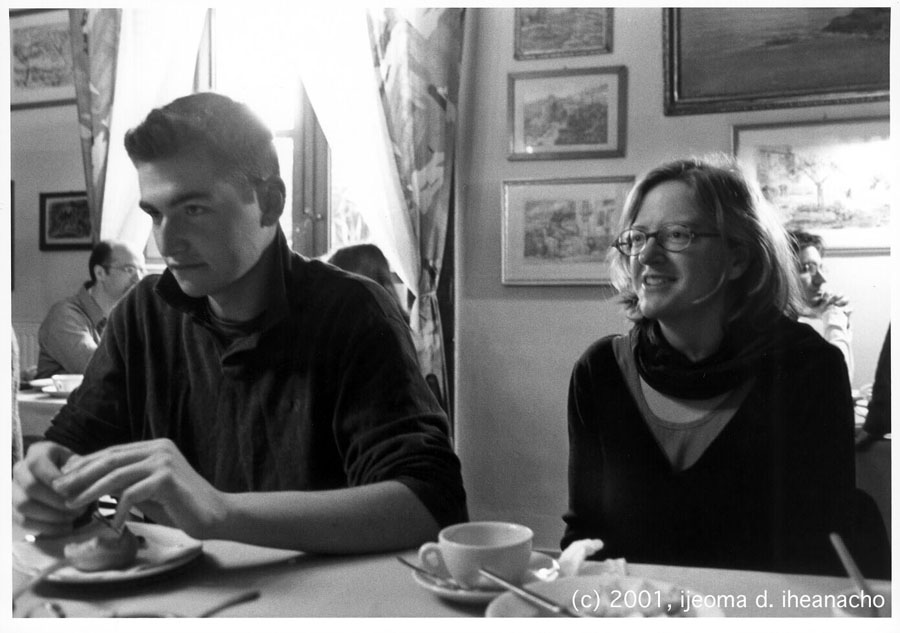 The Human Condition Portfolio: Breakfast
