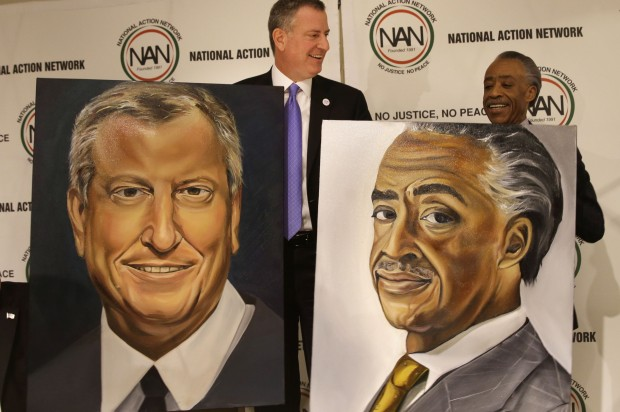 Al Sharpton: National Action Network Convention