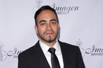 August 2018: Caballero at the 33rd Annual Imagen Awards