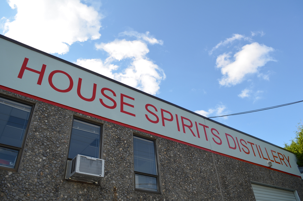 House Spirits in Portland Oregon.