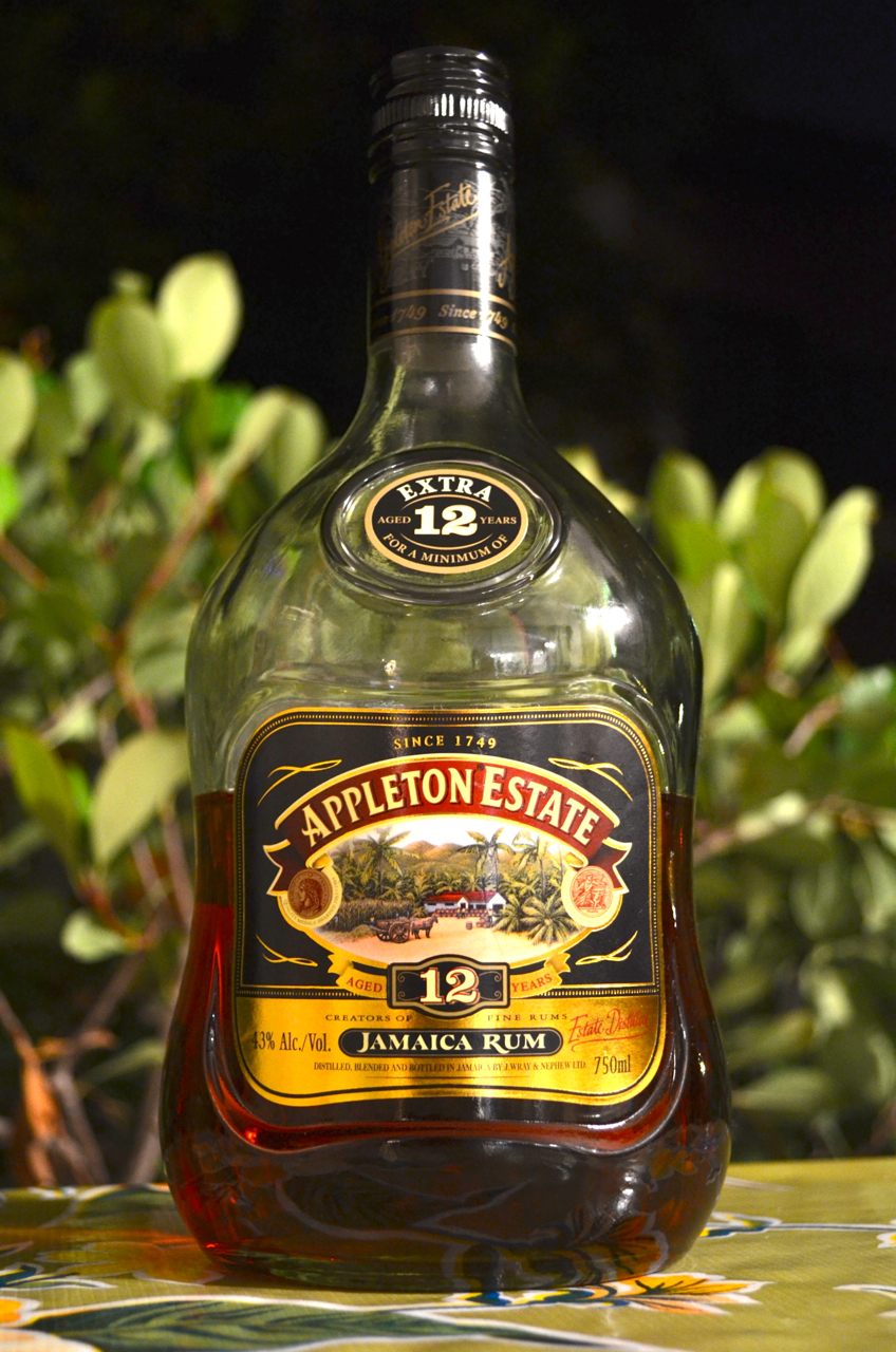 Appleton 12 year Jamaican rum