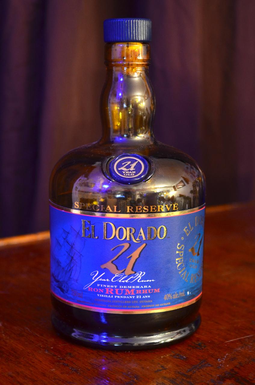 El Dorado 21 .