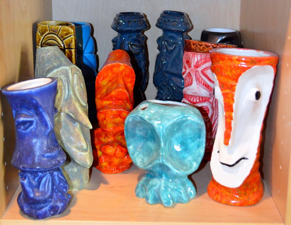 Mugs by Bosko.