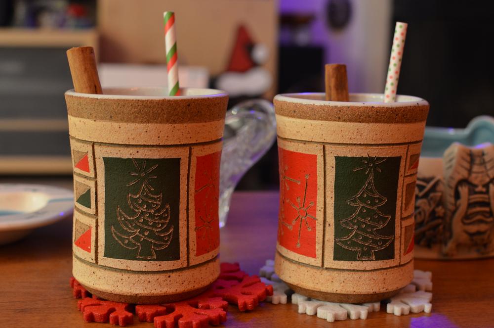 Mugs by  Jungle Modern Ceramics .