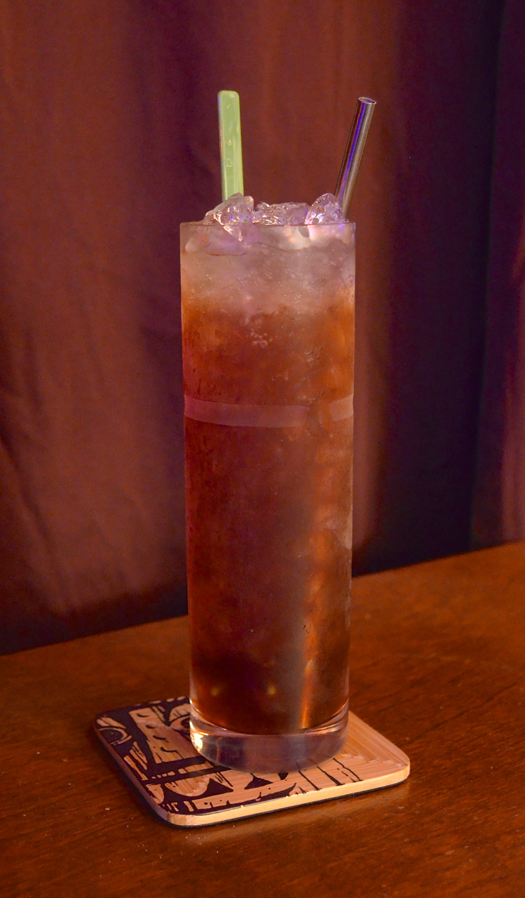 Caribbean Preserve cocktail