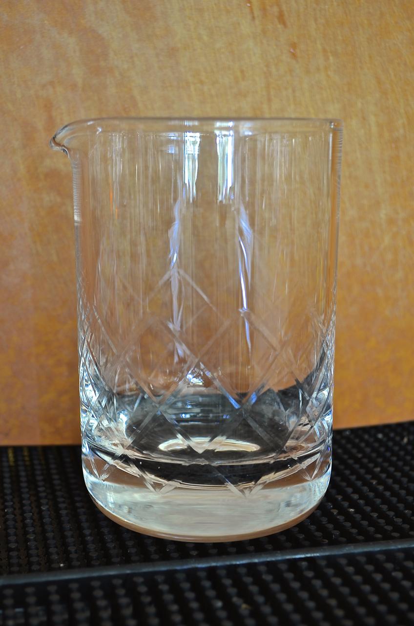 Yarai mixing glass