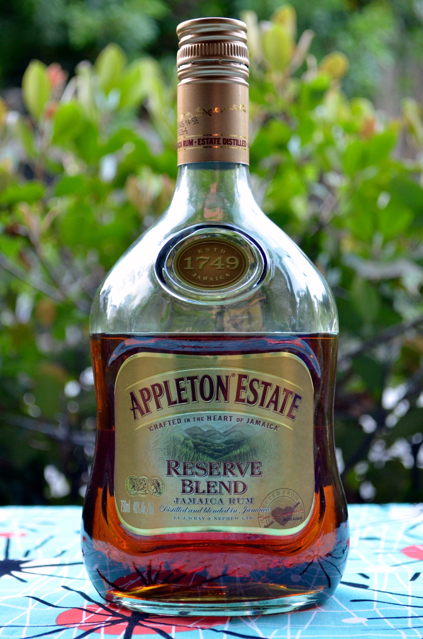 Appleton Reserve - current (June 2015) label