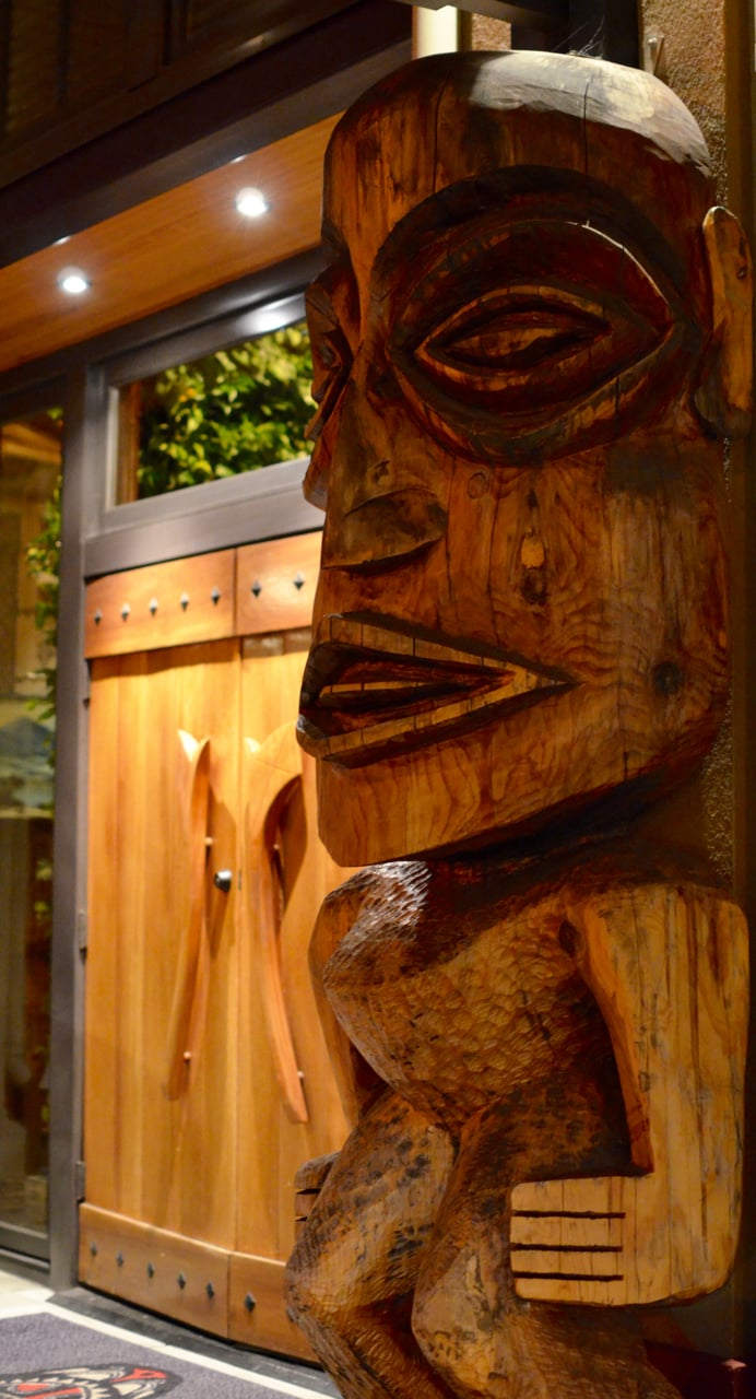Trader Vic's PDX entrance