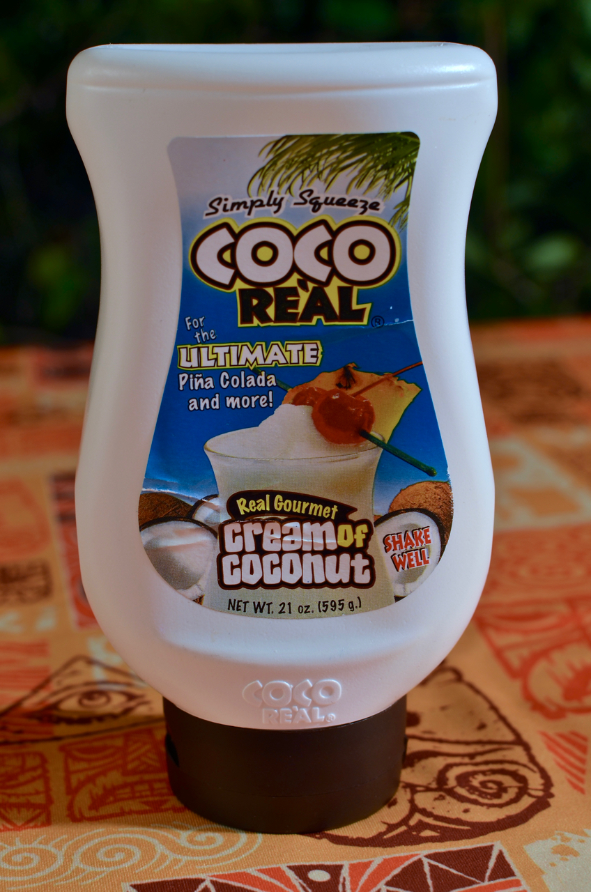 Coco Real, old branding.