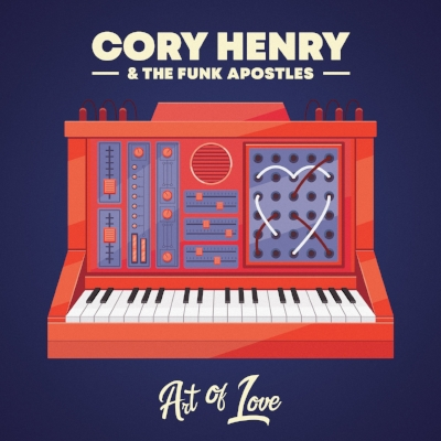 Cory Henry & The Funk Apostoles - Art Of Love