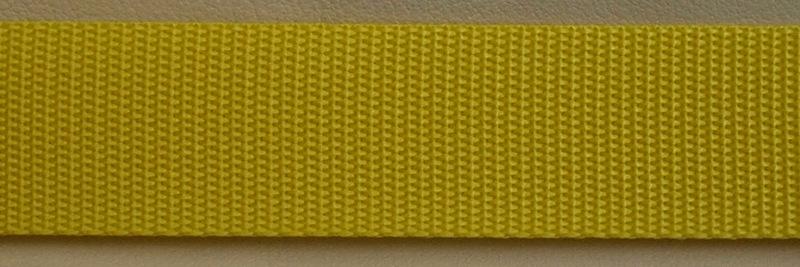 1 Inch Yellow W1-16