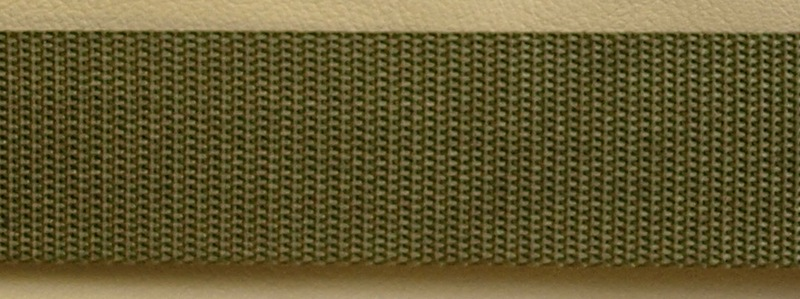 1 Inch Olive Green W1-34