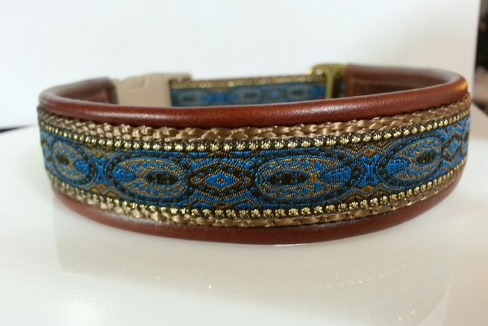 Leather lined Bling Collars.jpg