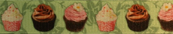 R201-CG 1 Inch Cupcake